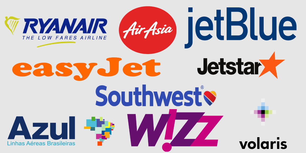 Low-cost airlines – comparison – Voice